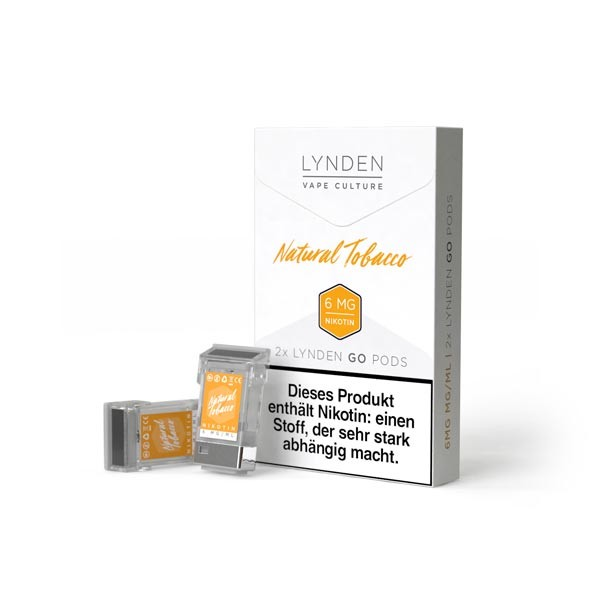 Natural Tobacco Pod LYNDEN GO