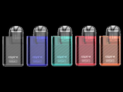 Minican Plus E-Zigaretten Set