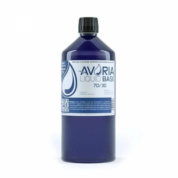 Avoria 1 Liter Liquid Base 70/30 ohne Nikotin