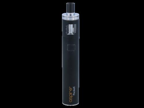 Aspire PockeX E-Zigarette Schwarz