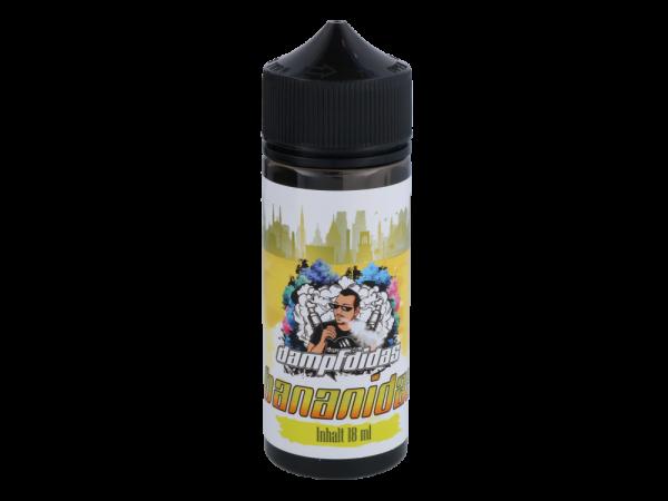 Dampfdidas Aroma Bananidas 18ml vorne