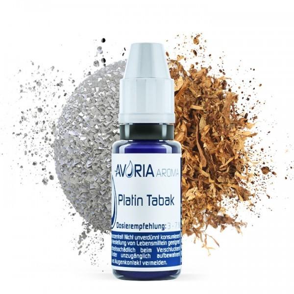 Liquid Aroma Platin Tabak Avoria 12ml