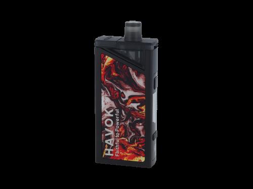 UWELL Havok V1 Pod E-Zigaretten Set Schwarz
