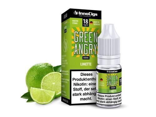 Innocigs E Zigaretten Liquid Green Angry