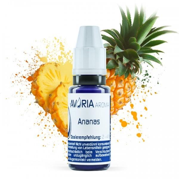 Avoria Liquid Aroma Ananas