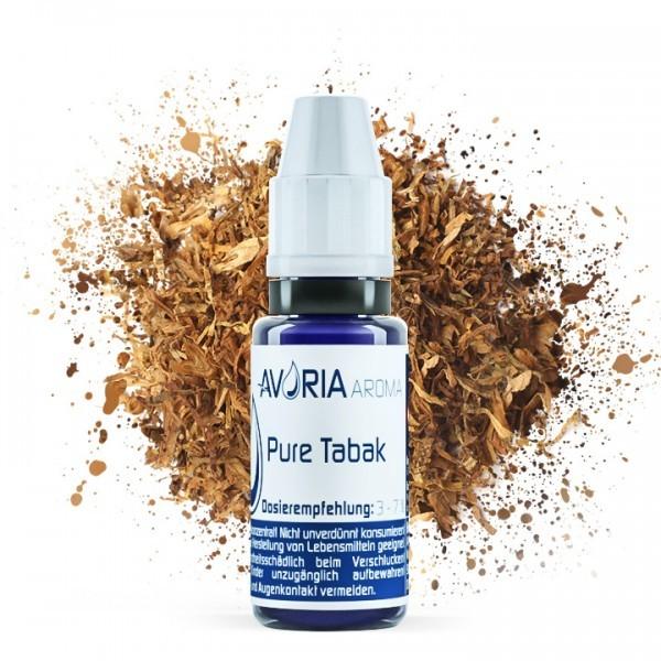 Pure Tabak avoria Liquid Aromen günstig online kaufen