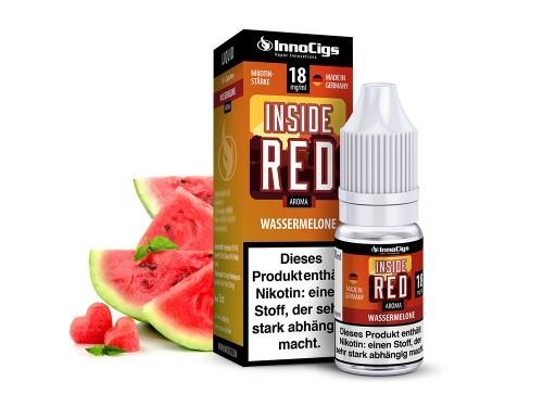 Innocigs E Zigaretten Liquid Inside Red
