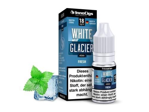 Innocigs E Zigaretten Liquid White Glacier Menthol