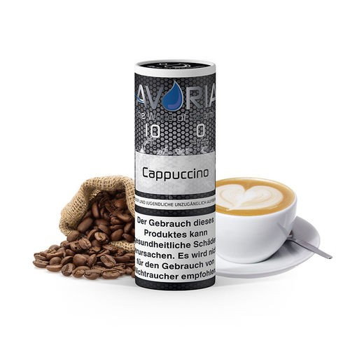 Cappuccino günstige Liquids auf Rechnung kaufen bei Liquidexpress24.