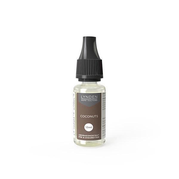 Liquid Aromen kaufen von Lynden mit Coconuts Geschmack