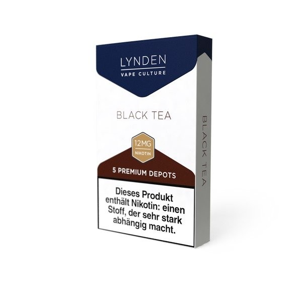 Black Tea Depots Lynden 5er Pack