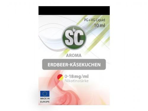 Liquid für E-Zigaretten von SC Erdbeere Käsekuchen