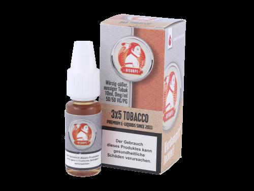 3X5 Tobacco Blend Smooth Liquid