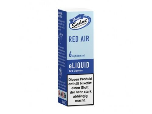 Erste Sahne Liquid 10ml Red Air