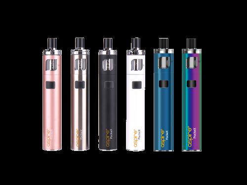 PockeX E-Zigaretten Set