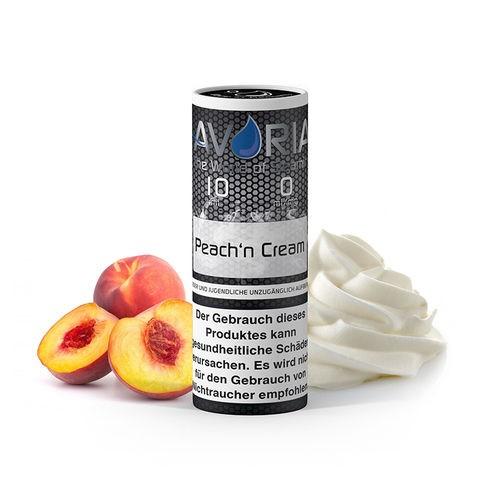 Peach n Cream günstige Liquids auf Rechnung kaufen von Liquidexpress24.