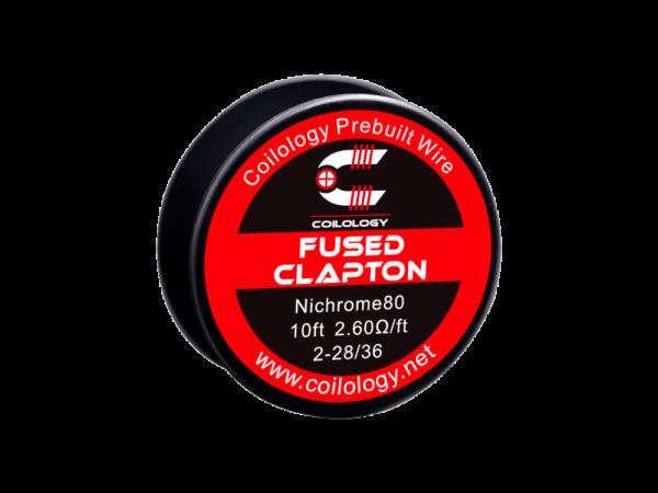 Coilology fused clapton wickeldraht für coils 32mm