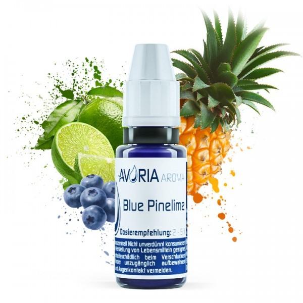 Avoria Liquid Aroma Blue Pinelime