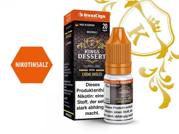 Kings Dessert Classy Line Nikotin Salz Liquids