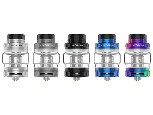 Cerberus Clearomizer Set