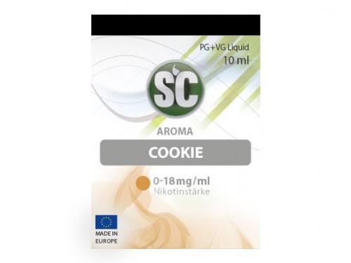 Liquid für E-Zigaretten von SC Cookie