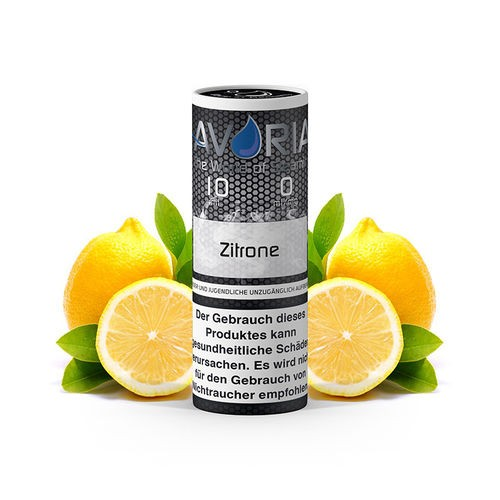 Zitrone günstige Liquids auf Rechnung kaufen von Liquidexpress24.