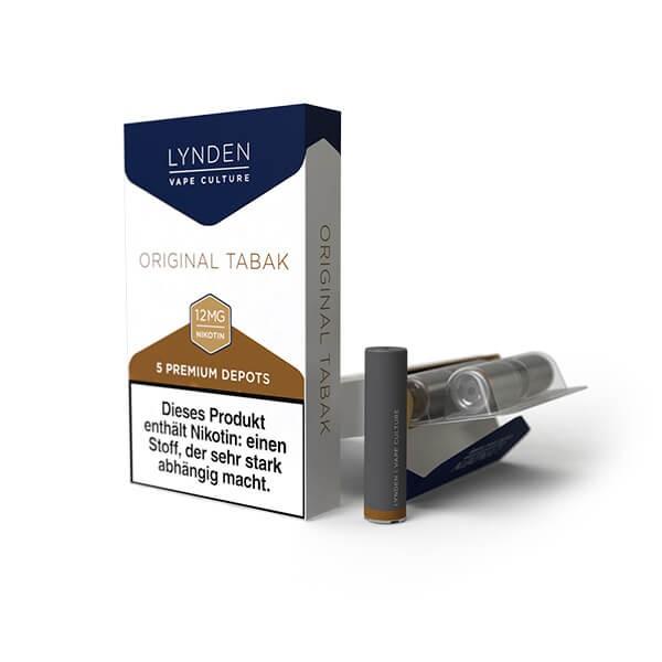 Original Tabak Depots Lynden 5er Pack