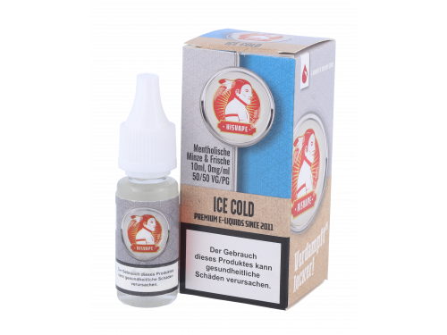 hisVape Ice Cold Liquid