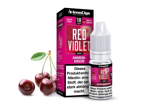 Innocigs Dampfer Liquid Red Violet