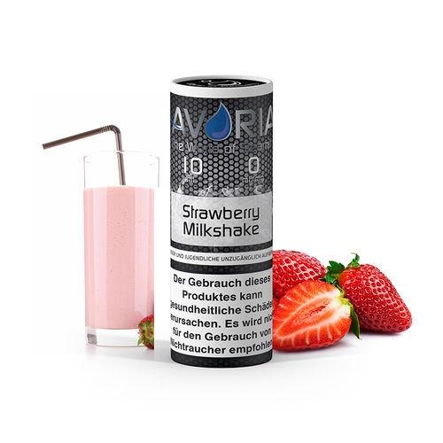 Strawberry Milkshake günstiges Liquid auf Rechnung kaufen bei Liquidexpress24 Liquid online Shop.