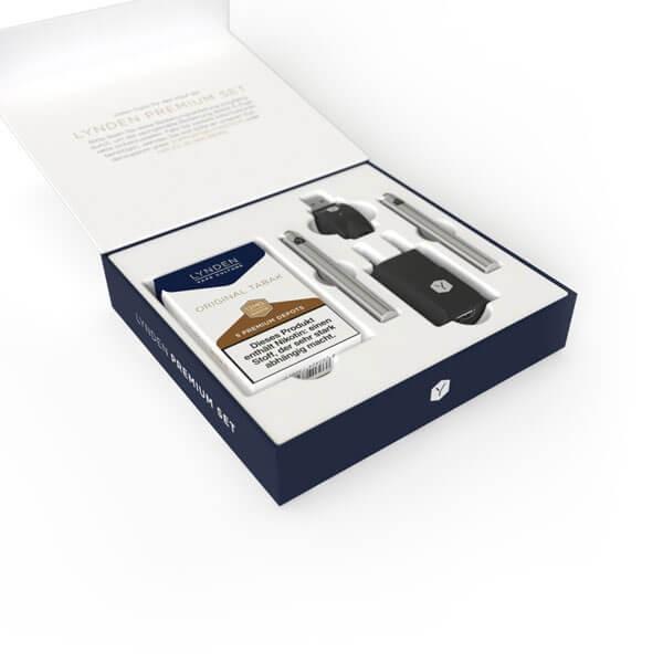 Lynden Premium Set E-Zigarette
