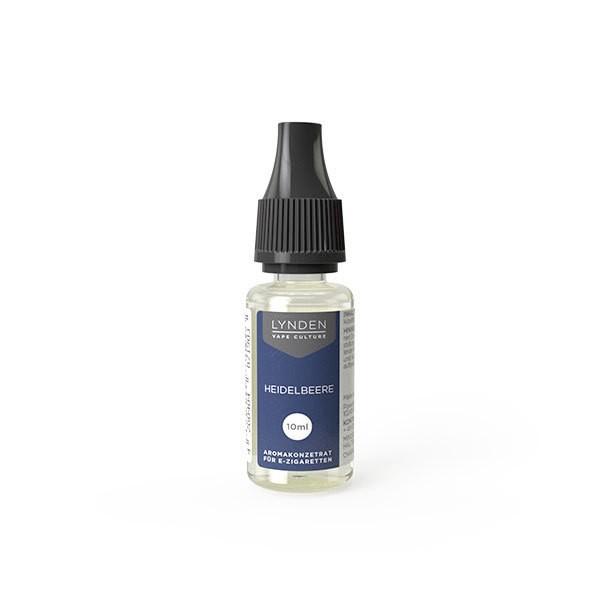 Liquid Aromen kaufen von Lynden mit Heidelbeere Geschmack