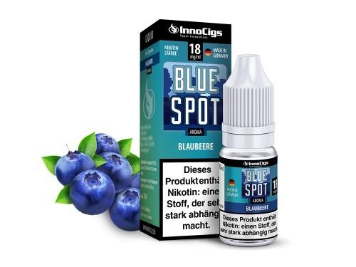 Innocigs E Zigaretten Liquid Blue Spot