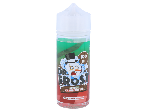 Dr. Frost - Polar Ice Vapes - Apple Cranberry - Apfel Cranberry 100ml