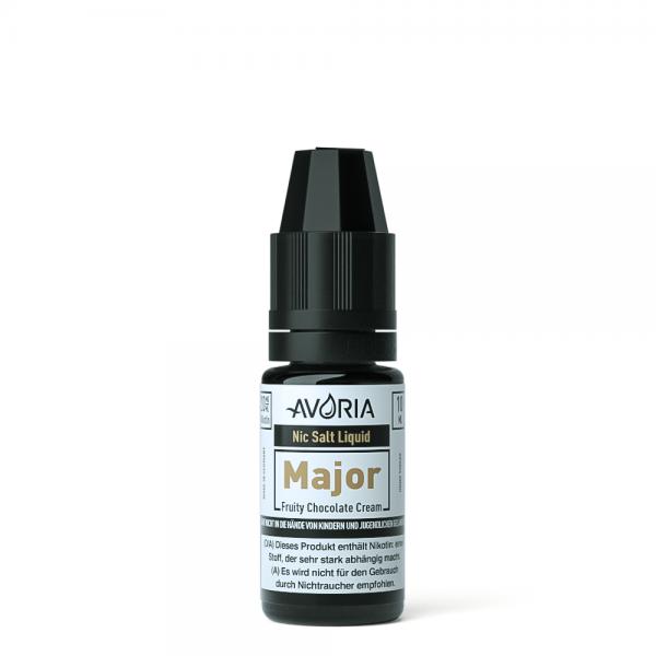 Avoria Nikotinsalz Liquid Major