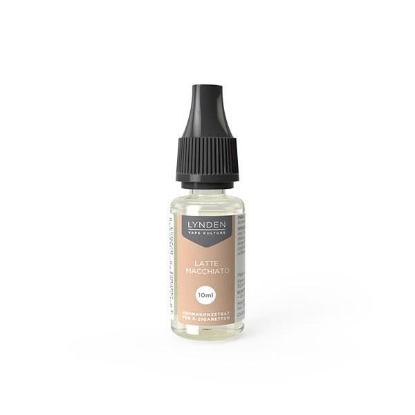 Liquid Aromen kaufen von Lynden mit Latte Macchiato Geschmack