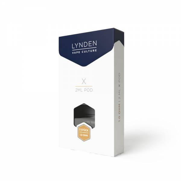 Lynden X Pods 3er Pack