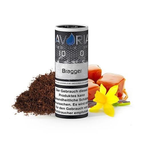 Avoria Liquids günstig auf Rechnung kaufen mit Bragger Karamell tabak Vanille