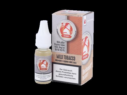 hisVape Mild Tobacco Liquid