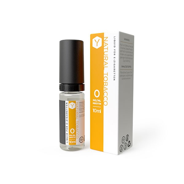 Natural Tobacco E-Liquid 10ml von Lynden