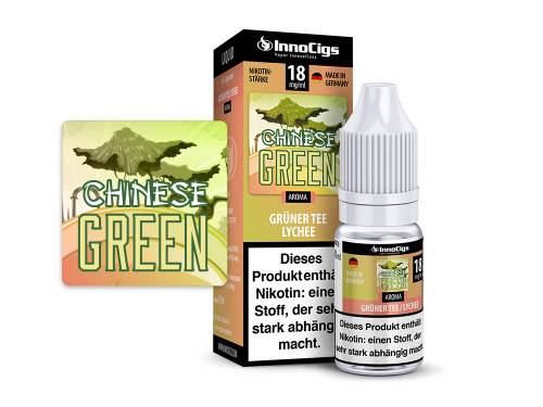 E-Liquid Chinese Green Innocigs 10ml