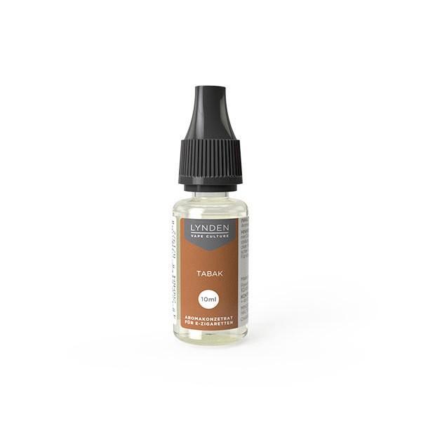 Liquid Aromen kaufen von Lynden mit Tabak Geschmack