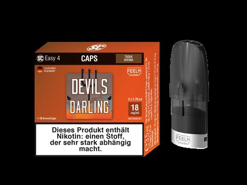 Easy 4 Caps Devils Darling