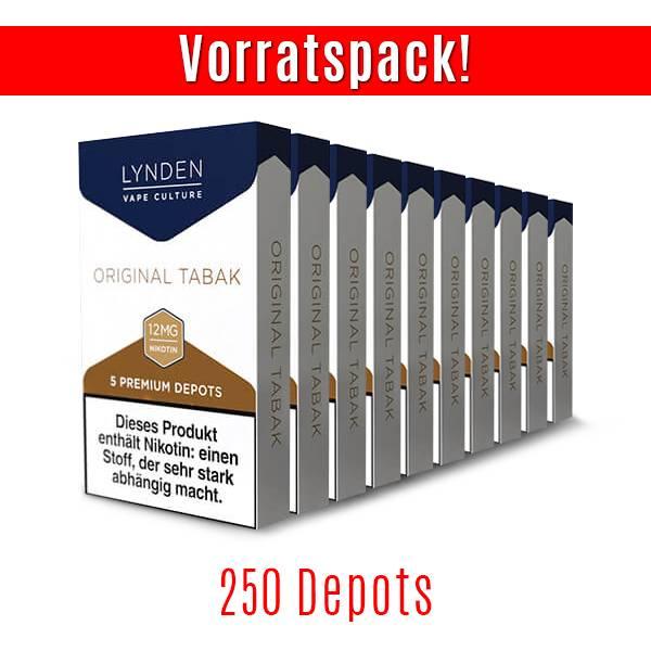 Lynden Premium Depots Vorratspack 50er