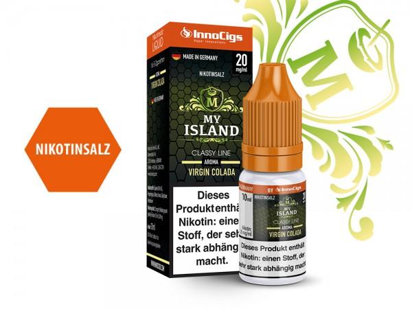 My Island Classy Line Nikotin Salz Liquids