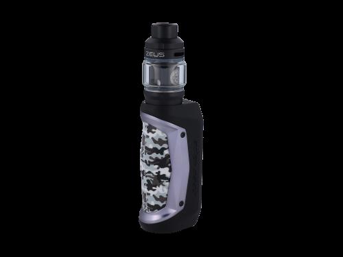 Aegis Solo mit Zeus E-Zigarette Gunmetal