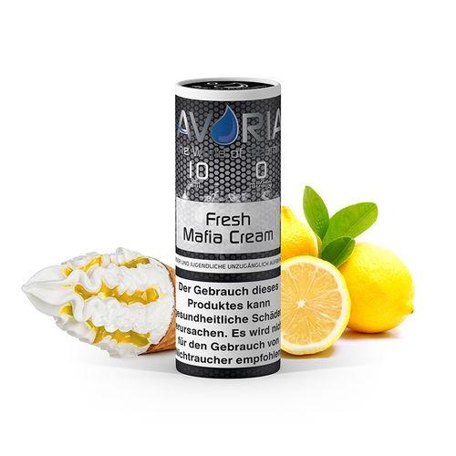 fresh mafia cream fertig liquid 10ml Avoria