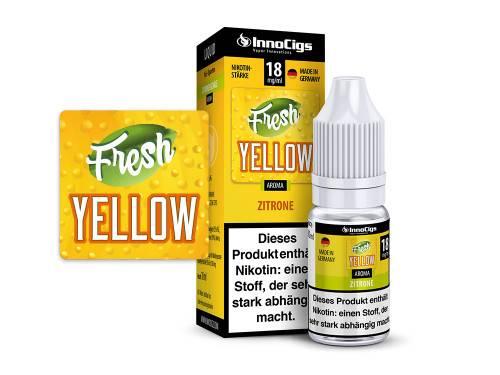 E-Liquid Fresh Yellow Innocigs 10ml