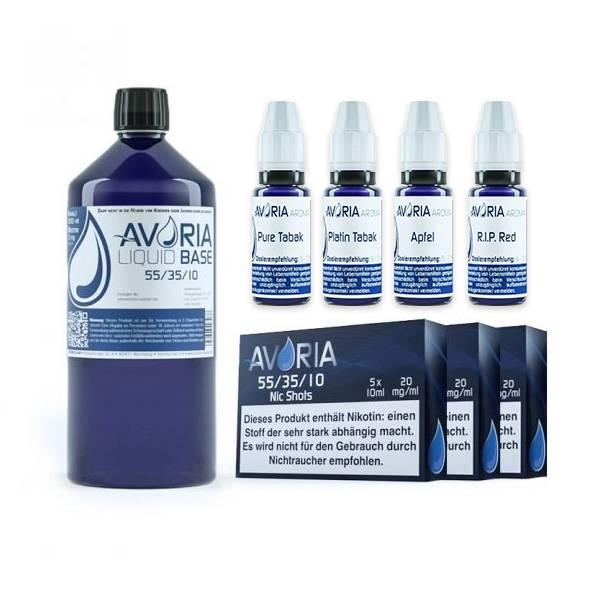 Avoria Basen Aroma Bundle VPG 55/35/10