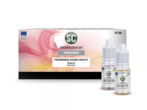 SC Probierbox Frucht Liquids günstig